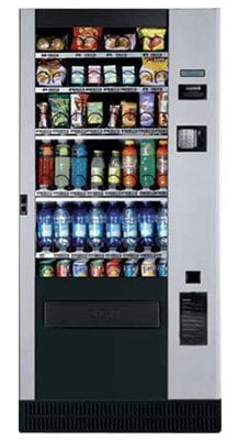 BVM 671-681 Vending Machines Australia