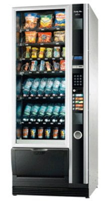 Necta Rondo- Combination Vending Machine