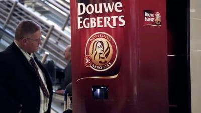 Yawn cofee vending machine