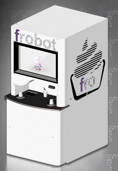 frobot machine