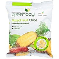 Greenday Mixed Fruit Chips