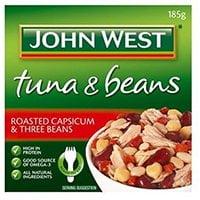 John West Tuna Beans