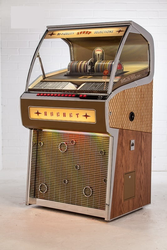 The Australian Juke Box Company and Its Origins | Ausbox Vending