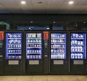 healthcare vending machine Melbourne