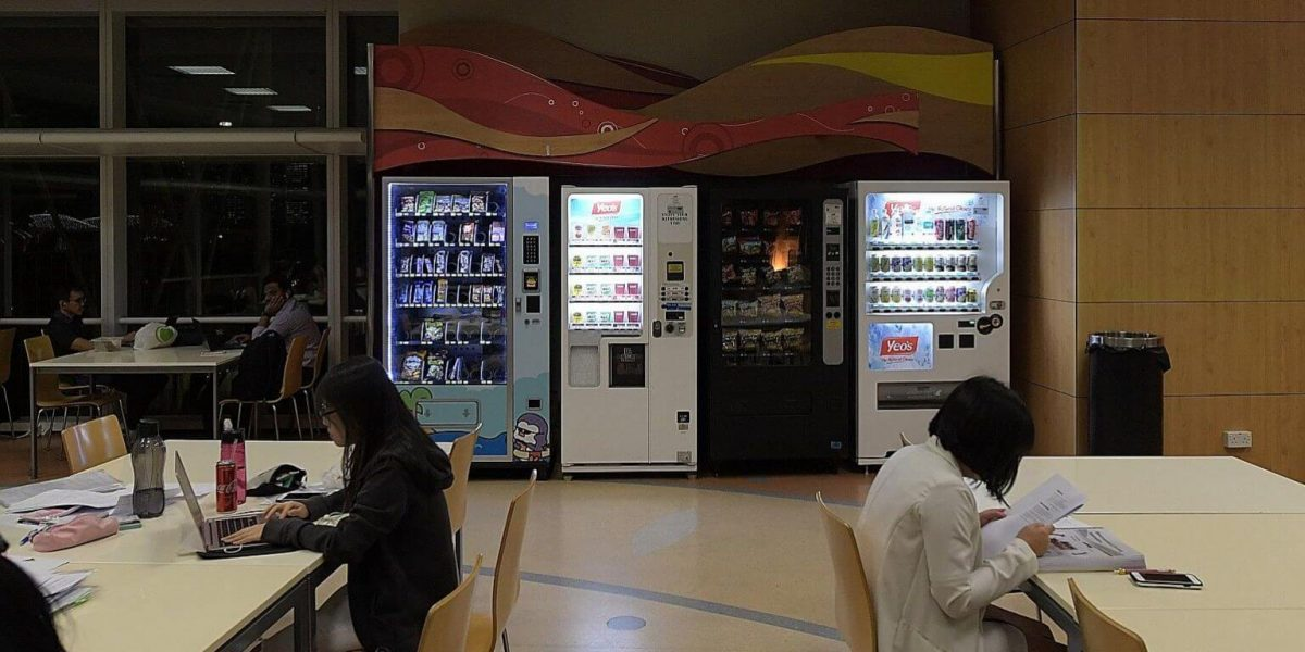 Vending Machine in Your Workplace