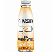 Charged Protein Water Tropical