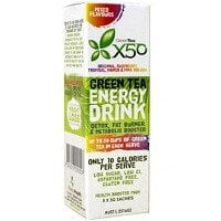 GREEN TEA ENERGY DRINK RTD BY GREEN TEA X50