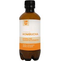 Kombucha Zero Ginger Turmeric