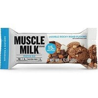 Muscle Milk Blue Double Rocky Road Protein Bar