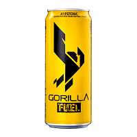 gorilla fuel yellow