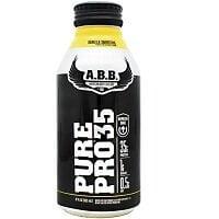 Vanilla Smoothie - ABB Pure Pro 35