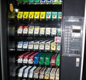 Cigarette Vending Machines