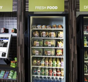 Fresh Food Vending Machine Australia