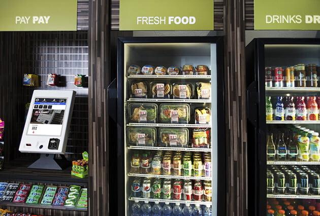 Fresh Food Vending Machine Australia