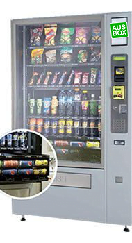 AB 550 HC Vending Machine