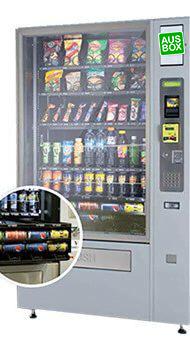 AB 550 HC Vending Machine