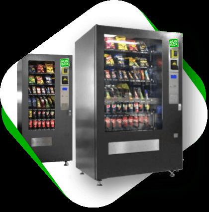 vending machine suppliers Australia