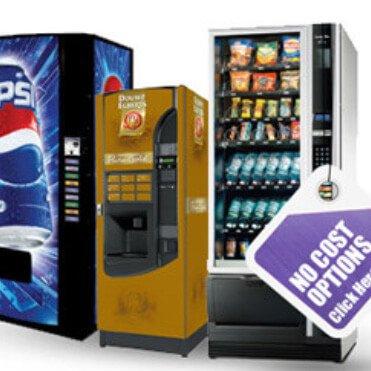 No cost Vending Machine