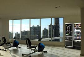 Vending Machine for Gym