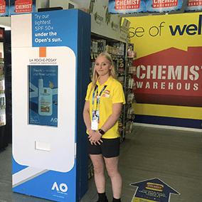 Technology Smart Vending Machine