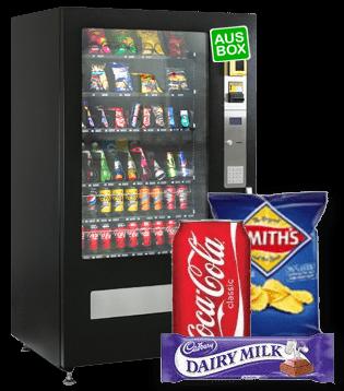 Free Combination Vending Machine