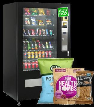 Free Healthy Vending Machine