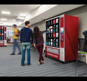 Vending Machine - School, University & College