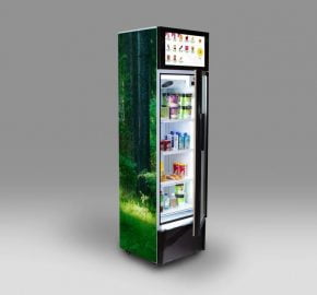 Healthy Smart Fridge – Meal Vending Solutions
