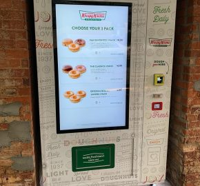 Desserts Vending Machine