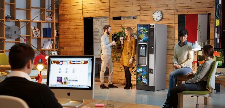 Coffee Vending Machine Systems